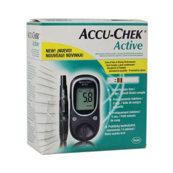 罗氏罗康全活力型血糖检测仪