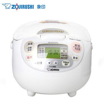 象印日本原装进口电饭煲3L NS-ZCH10HC-WZ 白