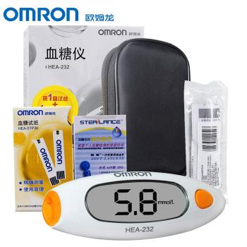 欧姆龙血糖仪HEA-232
