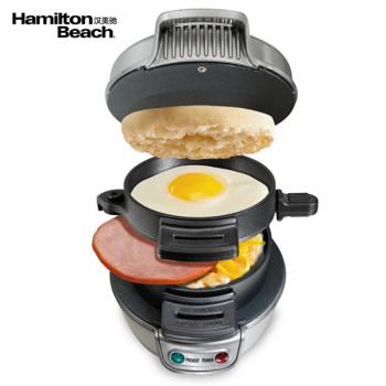 汉美驰Sandwich Maker早餐机 汉堡包机25475-CN