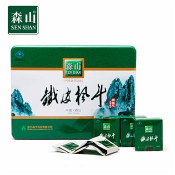 森山铁皮枫斗冲剂3g*6包*4盒