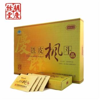 胡庆余堂铁皮枫斗晶3g*6袋*2盒