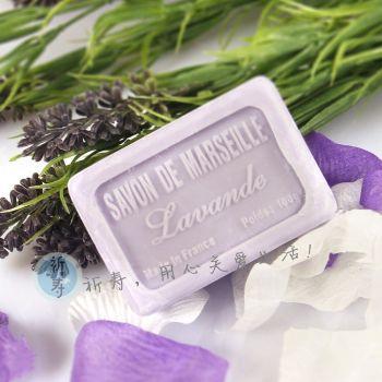 普罗旺斯进口马赛皂100克/盒,茉莉   玫瑰    薰衣草