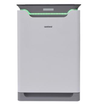Seebest/视贝 空气99uu优优 家用除雾霾粉尘卧室去甲醛加湿办公室智能杀菌A420