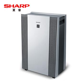 夏普 FX-CG908-W 除甲醛PM2.5 微信互联远程遥控 高端高效版空净