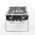 欧德仕 户外露营不锈钢烧烤架 DIY-1201