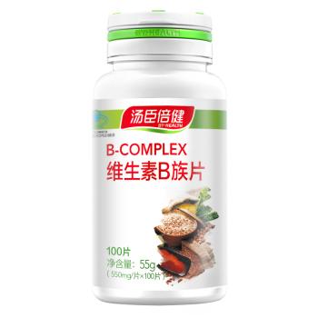 汤臣倍健维生素B族片550mg*100片