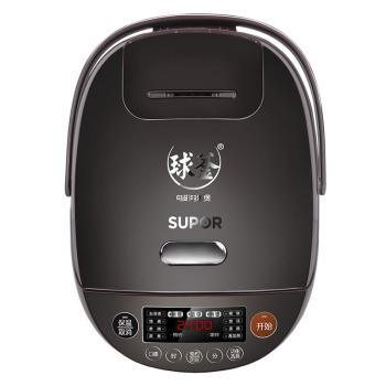 苏泊尔(SUPOR)电饭煲 CFXB50HC3T-120 5L 精铁球釜IH电磁加热电饭锅
