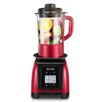苏泊尔(SUPOR)JP10DA-1300料理机 多功能加热型破壁榨汁机果汁机