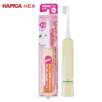 哈皮卡 宝贝声波电动牙刷(软毛-1岁以上)