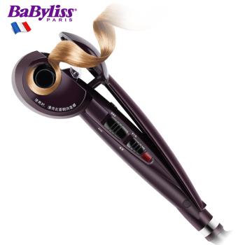 BaByliss全自动卷发器不伤发大卷烫发器陶瓷电卷发棒懒人卷发神器BABY2667DCN