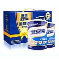雅培全安素全营养配方粉(礼盒装)900g*2罐
