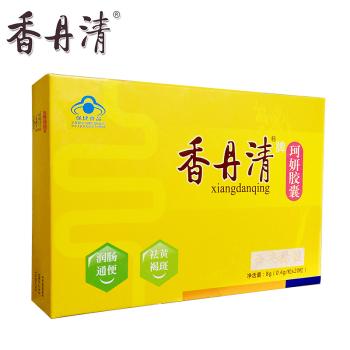 香丹清牌珂妍膠囊0.4g/粒*20粒*6小盒