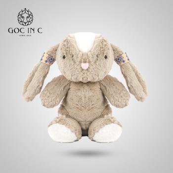 GOC IN C印第安兔电热饼暖手宝电暖宝充电安全防爆印第安熊暖宝(印第安兔)
