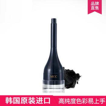 MCC彩妆 韩国进口幻羽丝滑恒采眼线膏 防水防汗不晕染持久定妆5g