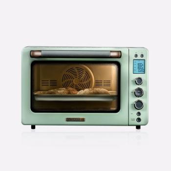 北鼎 T751家用烘焙多功能全自动电烤箱 49L大容量 AMELIE绿
