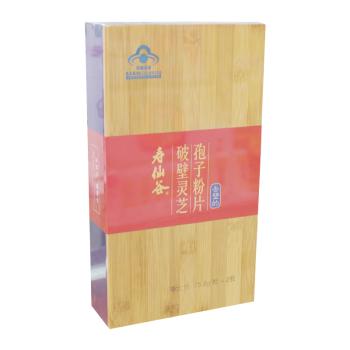 寿仙谷牌破壁灵芝孢子粉片0.85G*30S*2瓶