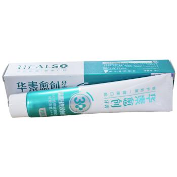 华素愈创牙膏(海洋薄荷香型)80g