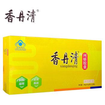 香丹清牌珂妍膠囊 0.4g/粒*120粒