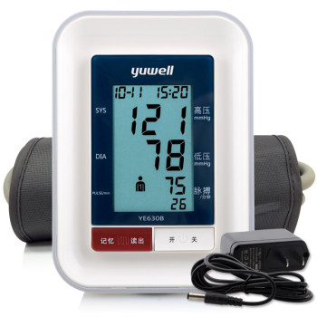 鱼跃血压计YE-630B