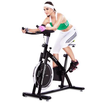 SHUA舒华动感单车家用室内静音健身车单车自行车健身器材SH-B3656S