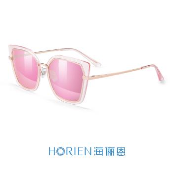 海俪恩亮透框+粉红镀膜N6605-P19
