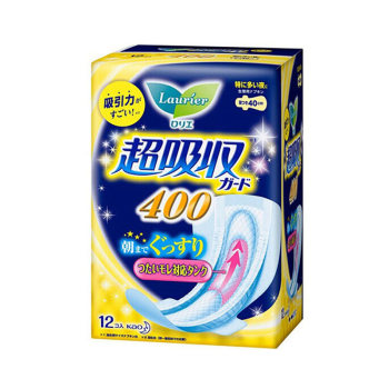 花王夜用超吸收卫生巾*2包