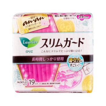 花王日用超薄卫生巾25cm19片*2包