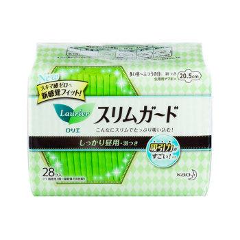 花王日用超薄卫生巾20.5cm28片*2