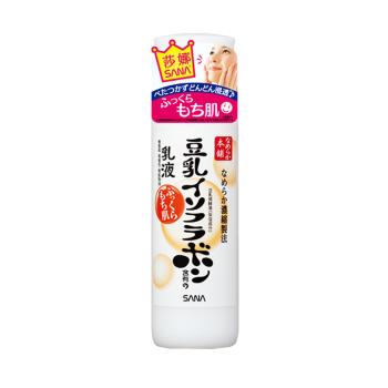 保税区直发 日本SANA莎娜豆乳美肌保湿乳液150ml