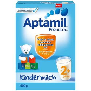 德国直邮 德国Aptamil爱他美奶粉2+段(24个月以上宝宝) 600g(22312)