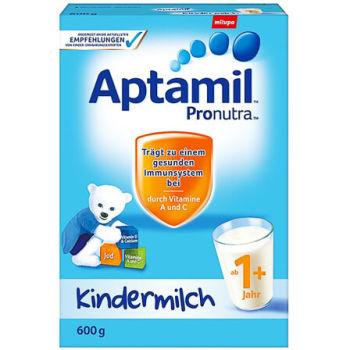 德国直邮 德国Aptamil爱他美奶粉1+段(12-24个月宝宝) 600g(22305)