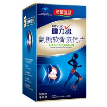 健力多R氨糖软骨素钙片 1.02g/片*100片