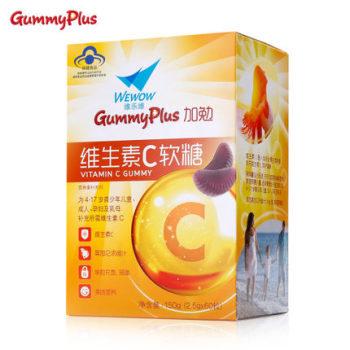 维乐维 维生素C软糖 2.5g/粒*60粒