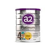 保税区直发 新西兰A2 Platinum酪蛋白婴儿奶粉4段(3岁以上宝宝) 900g