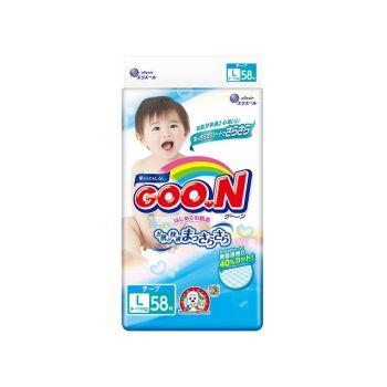 日本大王GOO.N维E系列纸尿裤 L58