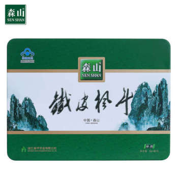 森山铁皮枫斗冲剂3g*60包