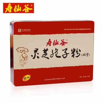 壽仙谷靈芝孢子粉(破壁)2g*30袋